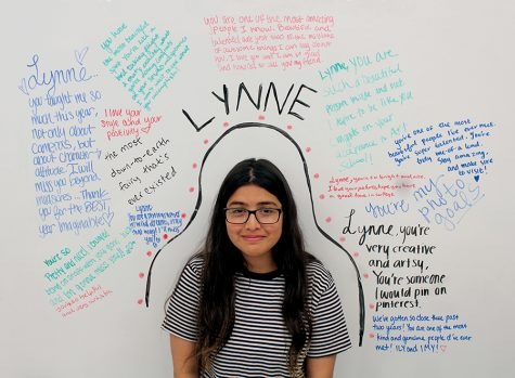 Senior column Lynne Diaz