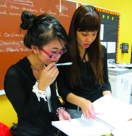 Students cope with overwhelming workload