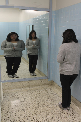 Student reveals how social pressure impacted self perspective