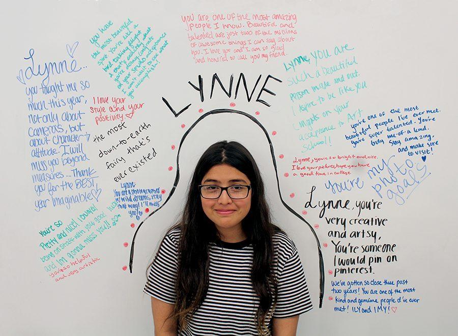 Senior column Lynne Diaz