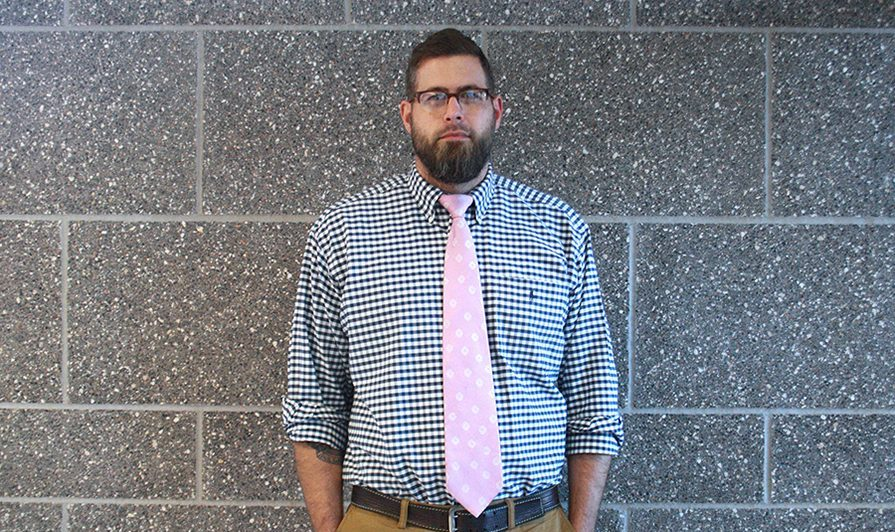 Hollister Co. Recognizes English Teacher for Mental Health Advocacy