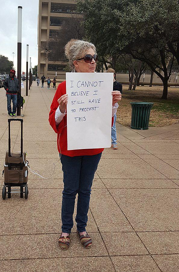 Woman%27s+March+on+Dallas